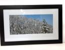 Mt. Strachan Framed Photograph