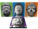 Canvas Buddhas
