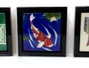 Decorative Framed Tiles