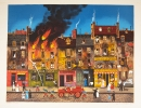 Vancouver Framing and Print Gallery - L\'Incendie