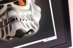 Andy Everson remarque print