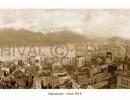 Vintage Vancouver 1915 sepia photo panorama