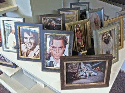 photograph picture frame shop Vancouver