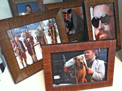 Roma photo frames