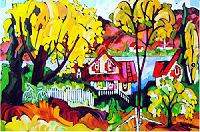Peaceful Valley, Marie Claude Boucher