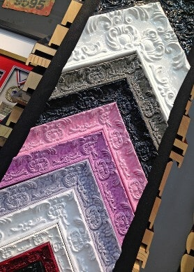 Picture Frame Moulding - Roma Moulding's Lavo collection