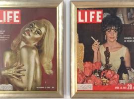 Life Magazine Framed