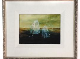 2 icebergs in love